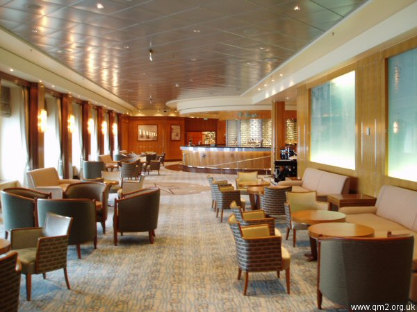 Room On Board A Ship